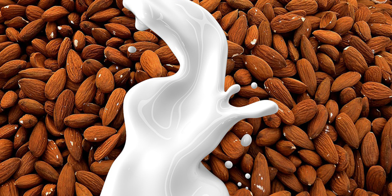 Almond Milk Benefits Featured Image