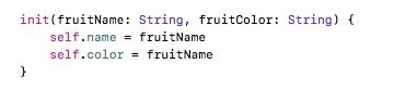 Fruit Class