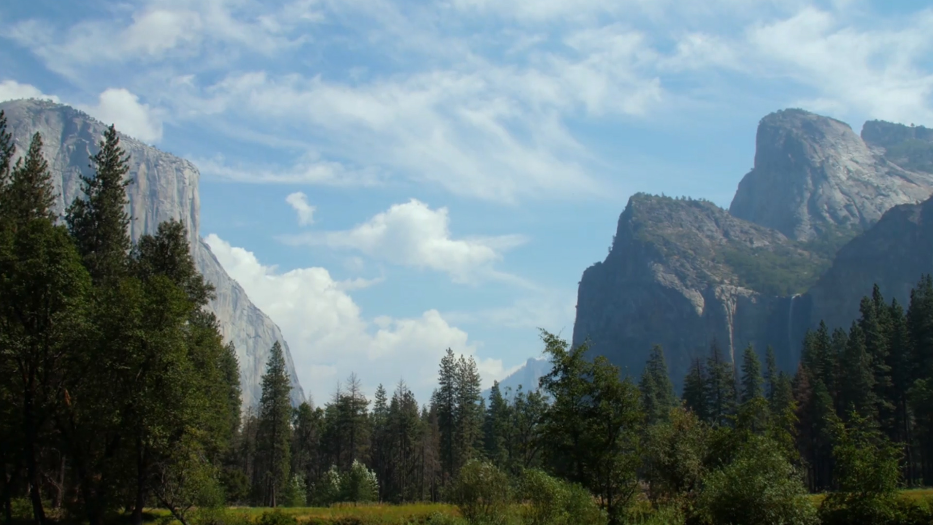 Yosemite Valley Time Lapse