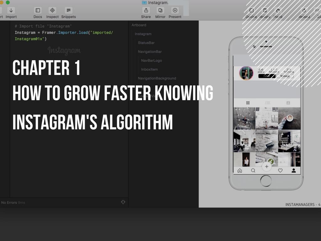 Instagram Growth Handbook Chapter 1